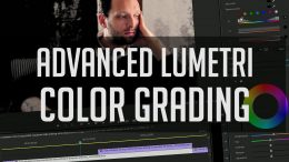 Advanced Lumetri Color Correction