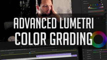 Advanced Lumetri Color Correction
